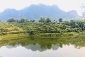 Bán đất Kim Bôi Hòa Bình, 2ha đất bám mặt hồ sinh thái, gần suối nước nóng Kim Bôi