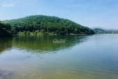Bán đất Kỳ Sơn Hòa Bình, 2ha bám hồ cực đẹp