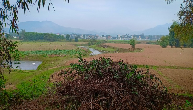 Cần bán gấp đất thổ cư Lương Sơn Hòa Bình view tuyệt đẹp, giá rẻ LH: 09133562558