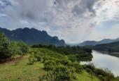 Cần bán 6HA đất chuyển đổi vị trí cảnh hồ núi tự nhiên chỉ có 1 có thể làm khu nghỉ dưỡng tại Kim Bôi