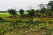 Bán đất Nhuận Trạch Lương Sơn dt: 1800m2 mặt đường lớn có nhà Cấp 4 giá 1,8 tỷ