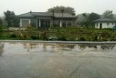 Cần chuyển nhượng khu biệt thự nghỉ dưỡng rộng 5700m2 tại Cư Yên Lương Sơn giá rẻ