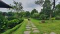 Bán 12000m2 khuôn viên hoàn thiện đẹp như tranh tại Lương Sơn Hòa Bình