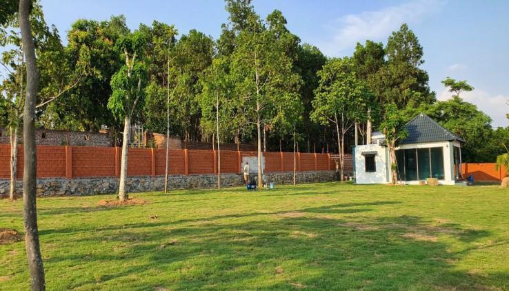 Cần chuyển nhượng 4000m² cải tạo đẹp Cư Yên Lương Sơn