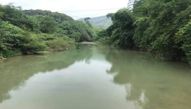 Bán DT 14672m2 có 650m2 đất ở viêw sông tầm nhìn thoáng mát không gian thơ mộng giá đầu tư