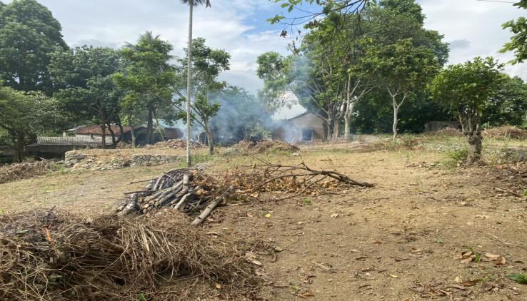 7760m2 đất view cánh đồng tại Hòa Sơn – Lương Sơn cần tìm chủ mới