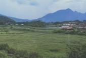 Bán gấp 3011m2 đất lô góc 2 mặt tiền đường ô tô tránh tại Ba Vì, Hà Nội, giá rẻ