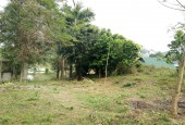 Bán đất hòa sơn lương sơn hòa bình 4000m2 có 800m đất ở, bám 2 mặt đường bê tông view cao thoáng giá rẻ