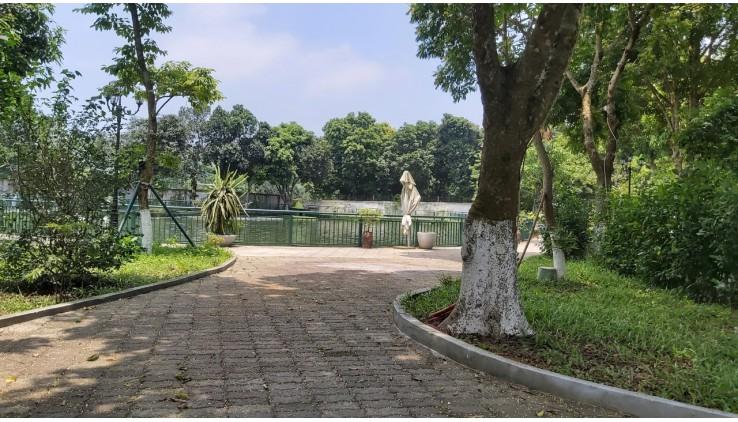 -Độc quyền chính chủ nhờ bán hơn 7000m2 HomeStay Tại Phú Mãn - Quốc Oai -  Hà Nội