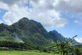 Bán đất kim bôi hòa bình 5900m2, bám đường nhựa gần 100m,view núi đá,cánh đồng,cạnh trường học.