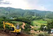 Bán đất thị trấn Lương Sơn 1.9ha có ao, view cao thoáng,đường bê tông gá chỉ 650k/m.
